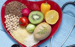 Гиполипидемическая диета меню на неделю