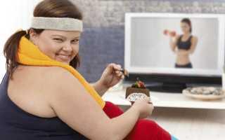 Как быстро похудеть с помощью упражнений