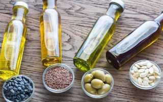Сколько калорий в столовой ложке подсолнечного масла