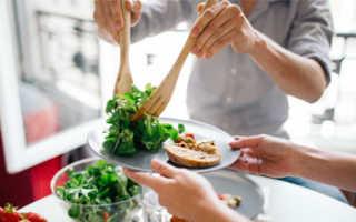 Комплекс питания для похудения