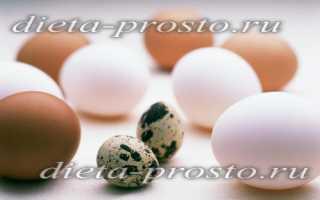 Как похудеть с помощью яиц