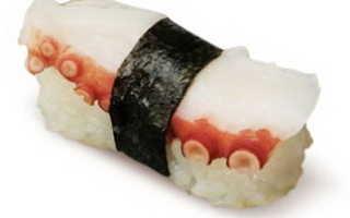 Суши калорийность 1 шт