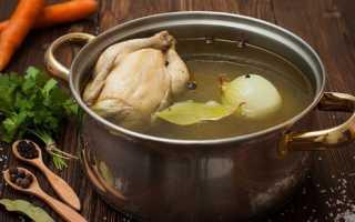 Калорийность бульона из куриной грудки без кожи