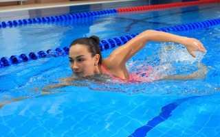 Помогает ли бассейн похудеть