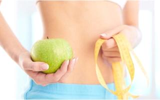 Еда для похудения живота и боков