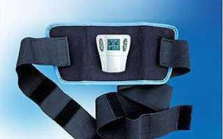 Пояс для похудения живота ab gymnic инструкция
