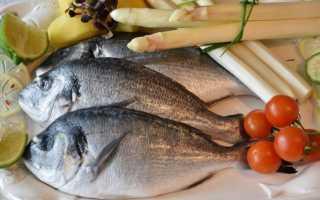 Диетическая рыба список