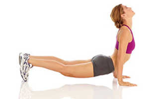 Зарядка для ног и ягодиц для похудения