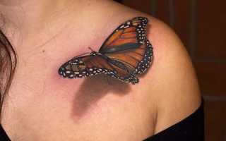 Чем вредны временные татуировки