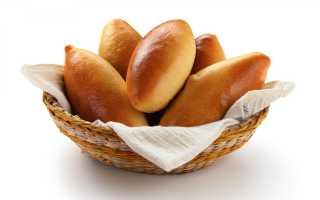 Пирог с капустой калорийность