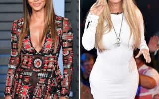 Кето диета до и после фото