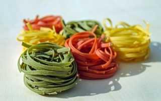 Какие макароны можно есть на диете