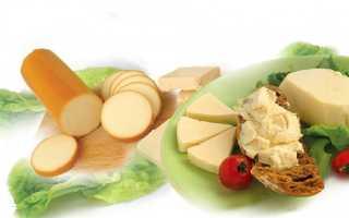 Калорийность плавленного сыра