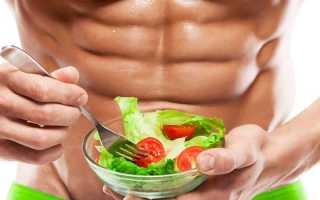 Спортивная диета для мужчин для похудения