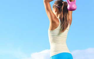 Диета и спорт для похудения