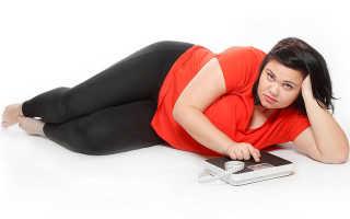 Реальная диета для похудения на 20 кг