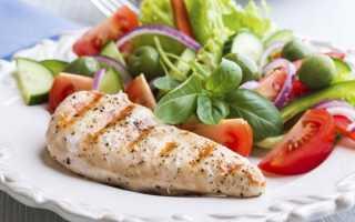 Раздельная диета на 7 дней