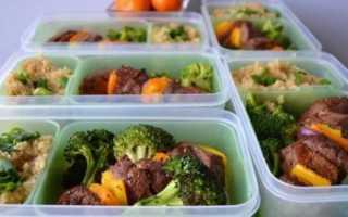 Потребление калорий в день для мужчин