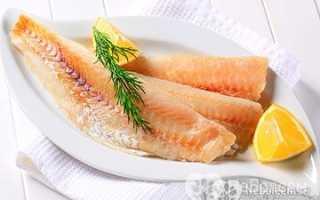 Сколько калорий в рыбе минтай