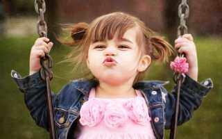Как воспитывать девочку 3-5 лет?