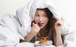 Что делать после срыва с диеты