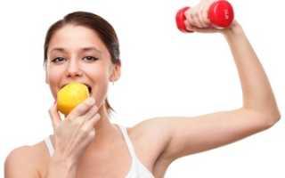 Как убрать жир с рук упражнения