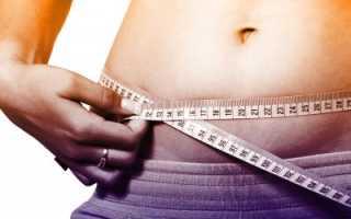 На сколько можно похудеть