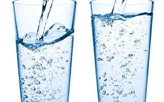 Диета 2 стакана воды перед едой