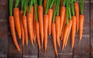 Морковь калорийность на 100 грамм