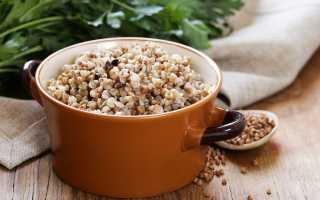 Диетические блюда из гречки рецепты
