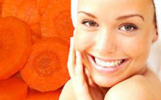 Морковные маски для лица: убираем морщины и омолаживаем кожу