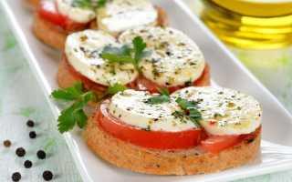 Бутерброд с сыром калорийность