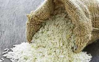 Сколько калорий в 100 гр риса вареного