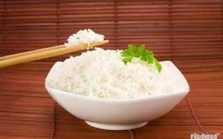 Рисовый разгрузочный день от малышевой