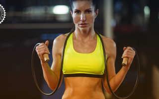 Как похудеть с помощью скакалки за неделю