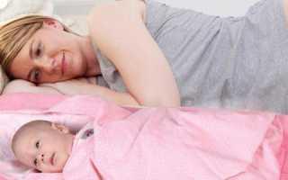 Первые сутки после роддома: к чему должна быть готова молодая мама