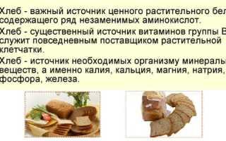 Какой хлеб лучше есть при диете