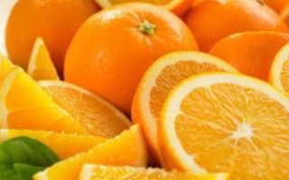 Апельсиновая диета на 7 дней