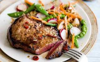 Свинина запеченная калорийность