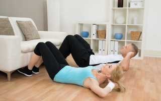 Какие упражнения можно делать дома чтобы похудеть