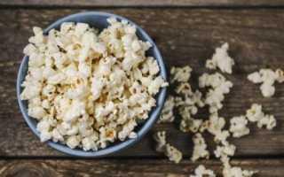 Можно ли есть попкорн на диете
