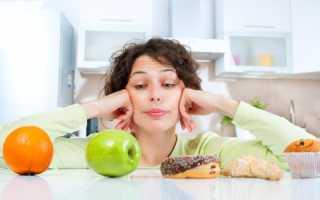 Диета на 1000 калорий в день