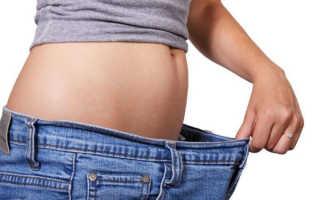 Снижение веса при климаксе