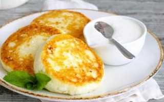 Сколько калорий в сырниках