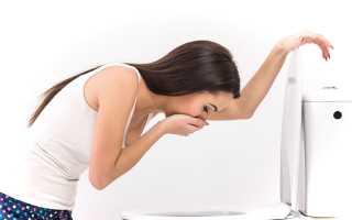 Вызывание рвоты после еды для похудения