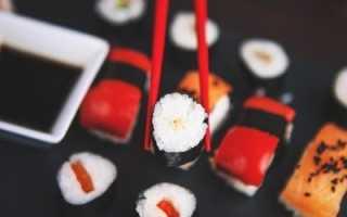Можно ли есть суши при похудении