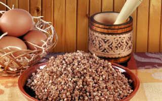Как правильно приготовить гречку для похудения