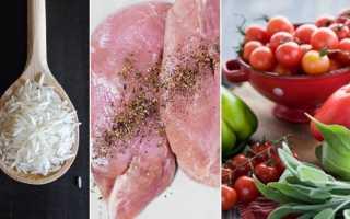 Рисовая диета для похудения на 9 дней