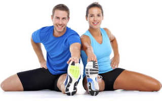 Как похудеть спортом