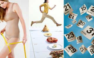 Быстро похудеть на 5 кг за неделю